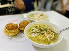 値段が高くても常に大繁盛?魚のフーティウ・中華麺の美味しい麺料理屋