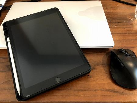 ベトナム隔離ホテルへ持ってきたノートパソコンとiPad