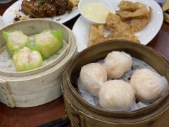 ホーチミン5区にある激安飲茶・点心専門店(Cửu Long Quán)