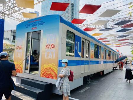 ホーチミン都市鉄道1号線の車両