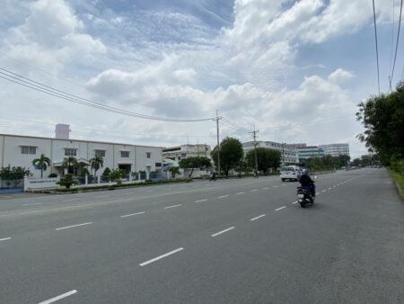 タントウアン工業団地