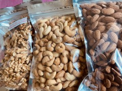 ホーチミンでミックスナッツをお値打ちに入手する方法(タンディン市場)