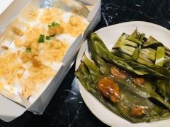 ホーチミンのおすすめローカルフード店 フエの宮廷料理Bánh bột lọc