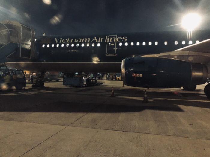ベトナム・エアラインの機体