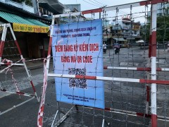 ベトナムの新型コロナウィルス感染状況(2021年7月20日現在)